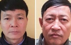 Hai cựu chủ tịch một xã bị bắt vì sai phạm đất đai