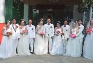 Đám cưới tập thể cho người lao động ở Sóc Trăng