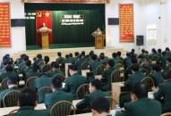 Khai giảng lớp bồi dưỡng kiến thức QP-AN khóa 61-2019