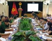Hội đồng giáo dục quốc phòng và an ninh thành phố kiểm tra huyện Tiên Lãng