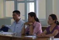 UBND quận Hồng Bàng: Đối thoại 6 hộ, cá nhân thực hiện Dự án đầu tư xây dựng nút giao Nam cầu Bính