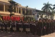Quận Đồ Sơn: Sôi nổi hội thao môn học giáo dục Quốc phòng và An ninh các trường THPT