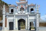 Thông báo dừng mọi hoạt động đón, tiếp nhân dân và du khách đến dâng hương, tham quan tại Khu di tích Bạch Đằng Giang từ ngày 5/2 đến hết ngày 29/2/2020