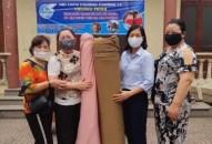 """Hội LHPN phường Thượng Lý: Sức lan tỏa của mô hình """"Khẩu trang vải – Tải yêu thương"""""""