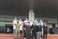 Sáng 3/4, Việt Nam ghi nhận 6 ca mắc COVID-19, 1 trường hợp là người của công ty Trường Sinh