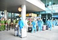 Thực hiện cách ly y tế với 270 chuyên gia Hàn Quốc nhập cảnh qua Cảng hàng không quốc tế Cát Bi