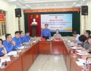 Hội nghị trực tuyến đánh giá kết quả 10 năm Đoàn các cấp thực hiện Quy chế cán bộ Đoàn TNCS Hồ Chí Minh