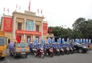 Ra quân hưởng ứng Ngày BHYT Việt Nam – Tuyên truyền vận động người dân tham gia BHXH tự nguyện, BHYT hộ gia đình