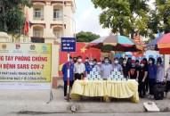 Phường Đằng Lâm, quận Hải An tăng cường công tác phòng chống dịch trong tình hình mới