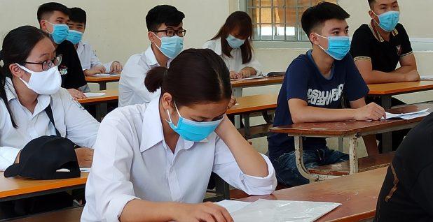Ngày 27/8 công bố điểm thi Tốt nghiệp Trung học phổ thông 2020