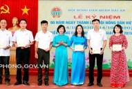 Hội Nông dân quận Hải An: 21 tập thể và cá nhân được biểu dương, khen thưởng trong phong trào thi đua yêu nước giai đoạn 2015 – 2020