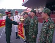 Đoàn thể thao Bộ CHQS Hải Phòng giành giải Nhất tại Giải thể thao chào mừng 75 năm ngày truyền thống lực lượng vũ trang Quân khu 3