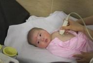 Khám sàng lọc bệnh tim bẩm sinh cho trẻ em Hải Phòng và các khu vực lân cận