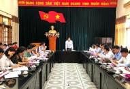 Huyện An Dương triển khai kế hoạch và tập huấn điều tra, rà soát hộ nghèo, hộ cận nghèo trên địa bàn huyện năm 2020