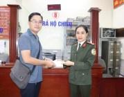 Phòng Quản lý xuất nhập cảnh CATP: Giúp công dân làm hộ chiếu khẩn cấp để chữa bệnh