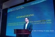 Bồi dưỡng kỹ năng thông tin cho cán bộ cơ sở tại huyện Kiến Thuỵ