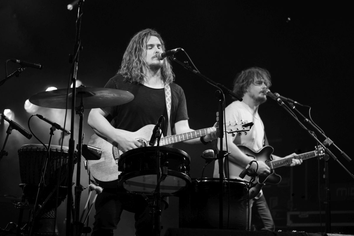 Live Review: Pierce Brothers - Electric Ballroom, London