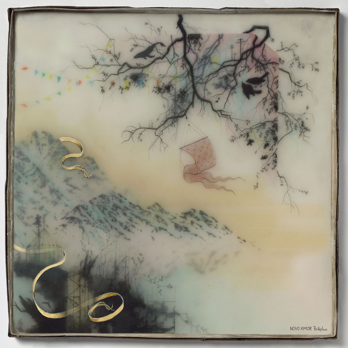 Album Review: Novo Amor - Birthplace