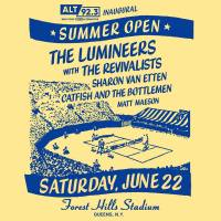 Live Review: The Lumineers - Forest Hills Stadium, NY
