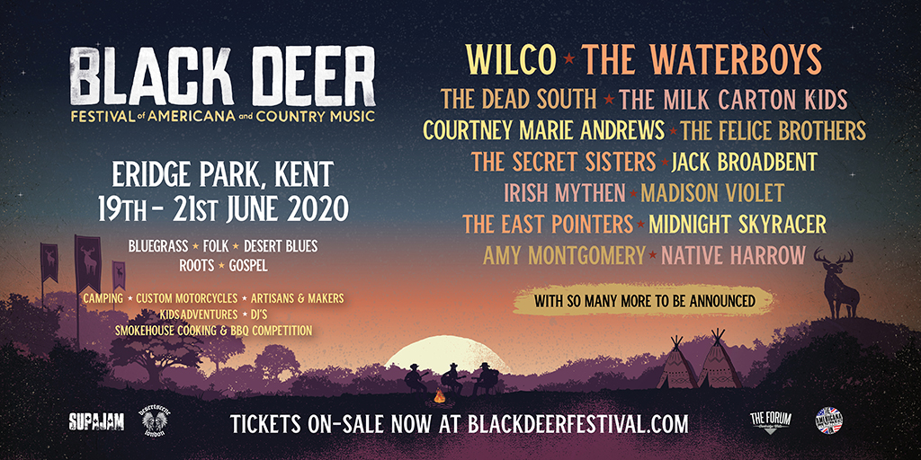 Mountain Home Country Music Festival 2020 Lineup.Festivals Black Deer Festival Announce First Artists For