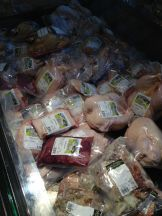 Locally produced poultry products