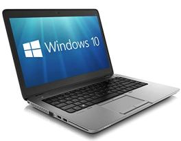 HP EliteBook 840 G2 14in Zoll Ultrabook Laptop PC (Intel Core i5-5200U, 8GB RAM, 256GB SSD, WiFi, Webcam, Windows 10 Professional 64-bit)(Generalüberholt)