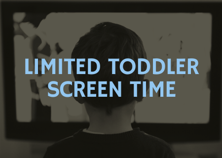 Terrific Benefits Of Limited Toddler Screen Time