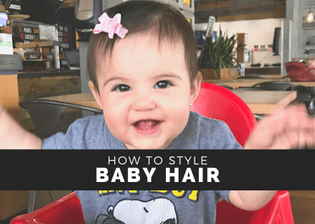 Read more about the article How To Style Baby Girl Hair: Battle that Wild Cowlick with Confidence