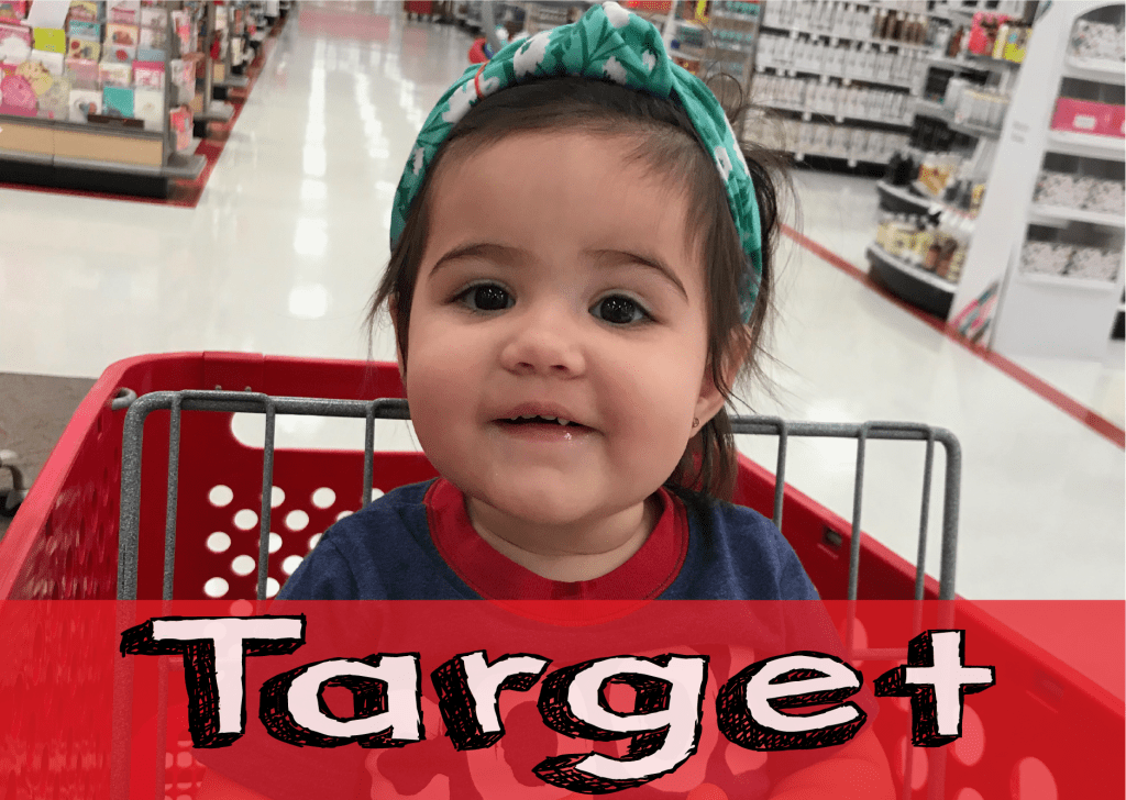 Why I Love Shopping for My Kids at Target — Thanks Mommy Blog