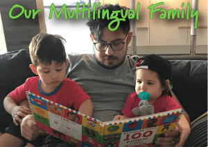 Raising My Kids Trilingual