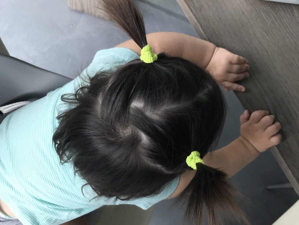 How To Style Baby Girl Hair: Battle that Wild Cowlick with Confidence