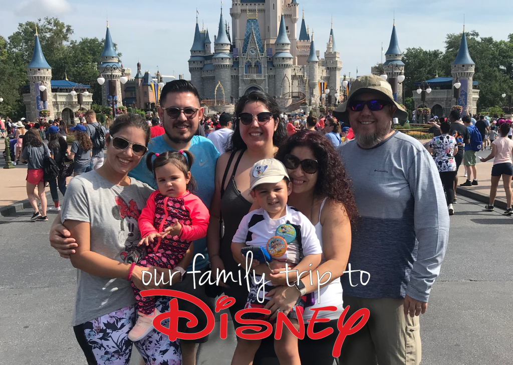 A Day at Disney with Toddlers — Thanks Mommy Blog
