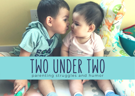 Read more about the article Joining The Two Under Two Club With Colorful Perspective