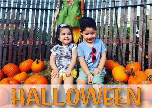 Why Celebrate Halloween with Toddlers