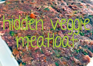 Kid-Approved Hidden Veggie Meatloaf or Meatballs Recipe