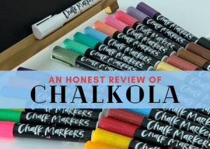 Easy To Use Chalk, An Honest Review Of Chalkola