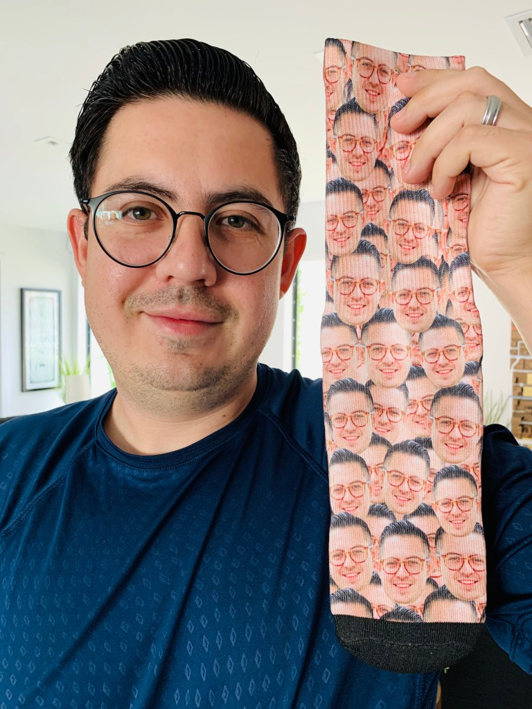 Personalized Socks: The New And Exciting Gift Idea
