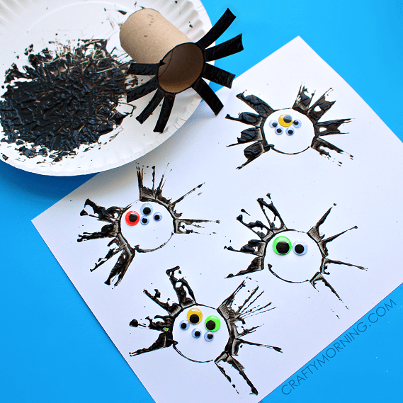 halloween at home crafts