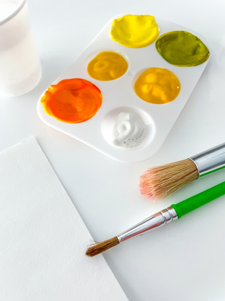 How To Make An Exciting Kids Eric Carle Inspired Craft