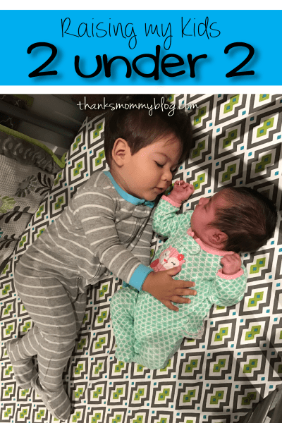 Becoming Parents of 2 Under 2