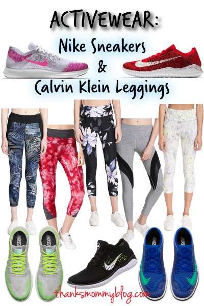 Favorite Activewear for Moms