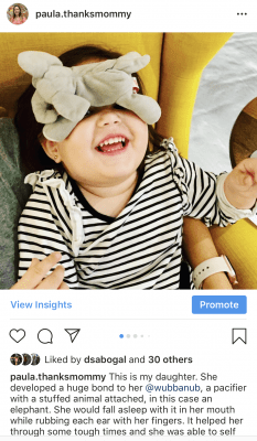 Where'd The Paci Go Instagram Post