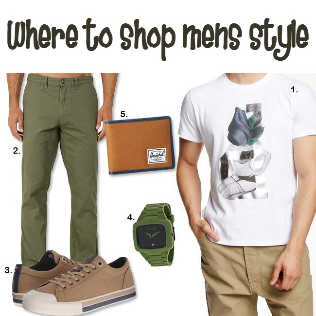 where to shop mens style