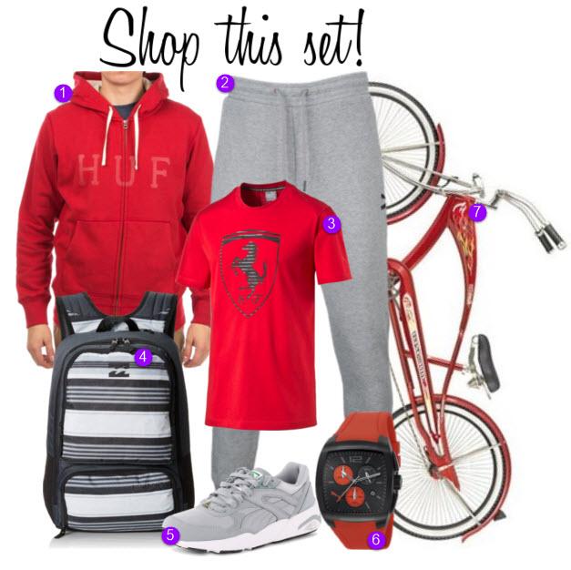 shop puma set for men