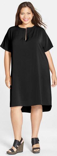 rochii negre masuri mari online ieftine