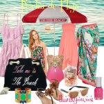 Rochii de plaja – Trend in Stiluri – Etnic si Boem