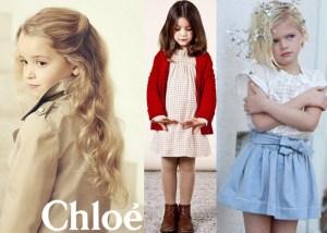 Haine cochete pentru fetite de la Chloe