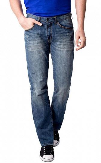 blugi barbati U.S. Polo Assn Slim Boot Fit Jean