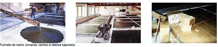 etape tehnologice sapun de marsilia