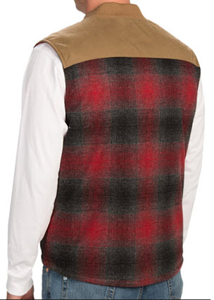 veste barbati casual Woolrich The Mix-Up Down Vest - 550 Fill Power